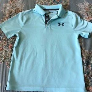 Under Armour golf shirt size small size 8